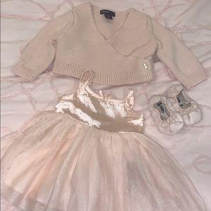 Complete Baby Ballerina set